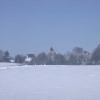 Molesmes sous la neige