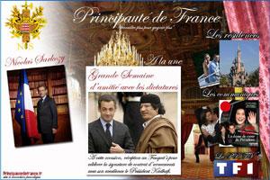 La Principauté de France